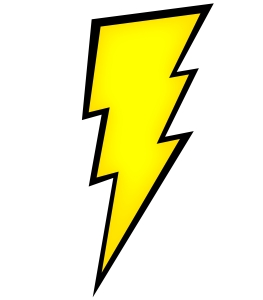 Source: http://www.clipartpanda.com/clipart_images/lightning-bolt-logo-30997848