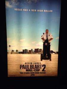 Paul Blart 2 poster