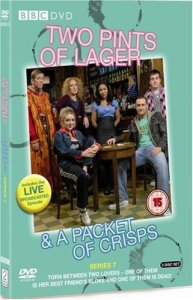 Two Pints of Lager and a Packet of Crisps DVD