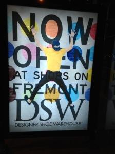 DSW ad