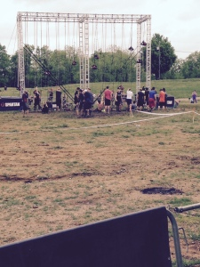 Hercules Hoist at 2015 Indianapolis Spartan Sprint