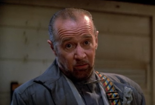 George Carlin from Bill & Ted's Excellent Adventure