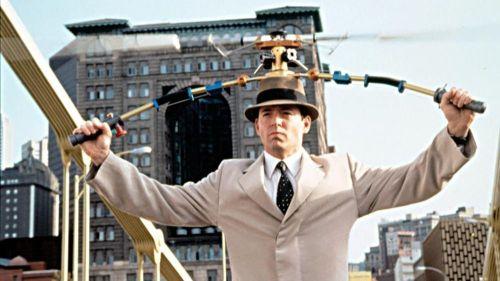 Inspector Gadget movie still