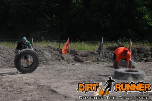 Me in the DRX-Games Tire Flip
